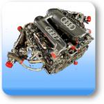 Motor, Getriebe, Kraftstoff