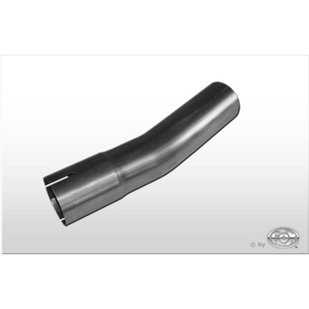Auspuffbogen Auspuffrohr Abgas Rohrbogen 60 Grad Edelstahl Bogen 40mm V2A